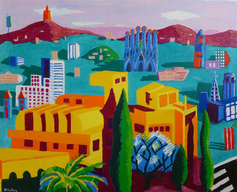 Barcelona Miró